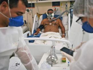 8 de cada 10 intubados por COVID-19, mueren en el IMSS