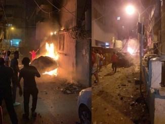 Nuevas explosiones en Beirut dejan cuatro muertos y decenas de lesionados #VIDEO