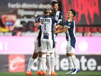 Rayados toman ventaja en el primer capítulo de la final Copa MX frente a Xolos