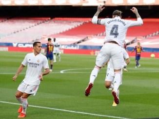 Mientras el Real Madrid retoma impulso, el Ajax golea 13-0