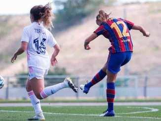 Así fue el primer clásico femenil entre el Barcelona y Real Madrid