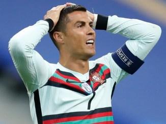 Cristiano Ronaldo da positivo a Covid-19, informa Federación Portuguesa