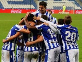 Real Sociedad se impone por 3-0 frente al Getafe