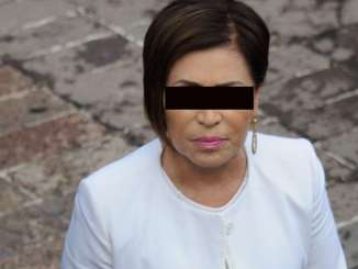 """Asegura Rosario Robles que FGR la tiene como """"rehén"""" y la amedrenta"""