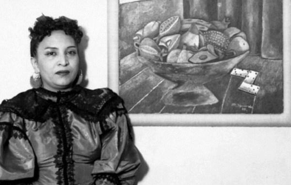 María Izquierdo, la gran pintora olvidada del costumbrismo