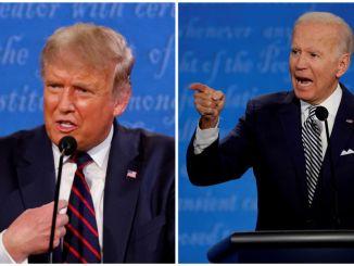 Donald Trump se niega a participar en debate virtual con Joe Biden