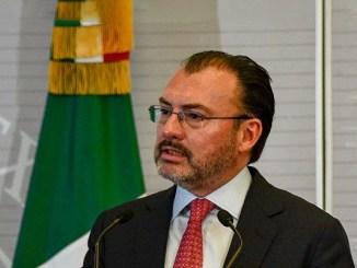 FGR niega haber rechazado de orden de aprehensión contra Luis Videgaray