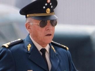 Revelan que Cienfuegos pidió aplazar el inicio de su juico