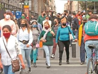 Suman más de un millón 041 mil 875 casos confirmados de COVID-19 en México