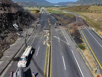 Revelan que conductor de pipa provocó accidente en la Tepic-Guadalajara