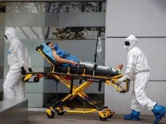 Se incrementan 50% el número de hospitalizaciones por Covid-19 en Estados Unidos