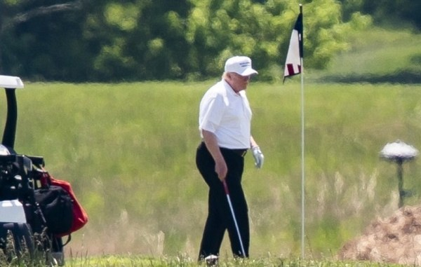 Donald Trump deja plantada a la cumbre del G20 sobre cambio climático y se va a jugar golf
