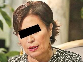"""Rosario Robles podría ser testigo protegido de la FGR y """"apoyar"""" en la investigación de la Estafa Maestra"""
