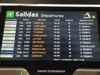Interjet reanuda vuelos este 3 de noviembre
