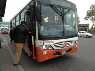 Fines de semana se suspende transporte público en Durango por repunte de casos Covid-19