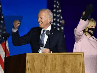 Biden gana Michigan y se encuentra a 4 votos de ganar las elecciones