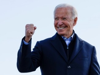 """Biden agradece en Twitter su elección: """"Mantendré la fe depositada en mí"""""""