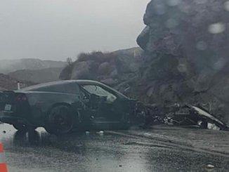 Sujeto transmite en #VIDEO el accidente en el que se mata