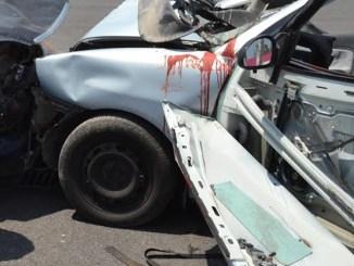 Cruz Roja advierte que México es octavo lugar mundial en accidentes viales mortales