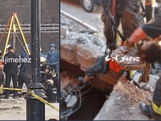 Encuentran un cadáver en una mufa del Centro Histórico