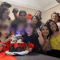 """Familia hispana en Texas organiza """"discreta"""" fiesta de cumpleaños y todos se contagian de COVID-19"""