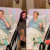 Joven viaja 14 horas para compartir con su abuela cigarro de marihuana antes de fallecer