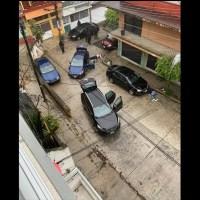Abaten a 5 secuestradores y rescatan a 6 víctimas, en Veracruz #VIDEO