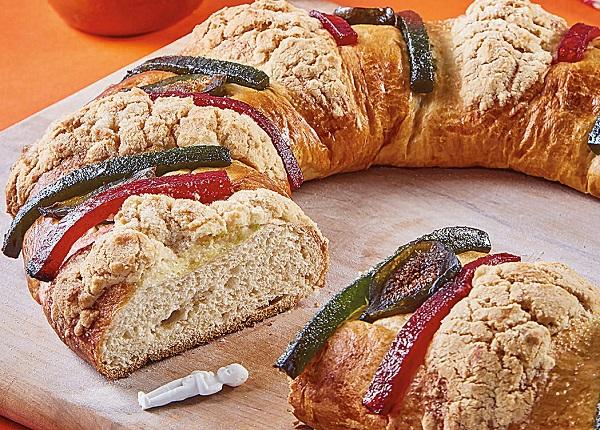 Cinco cosas que no sabías de la Rosca de Reyes