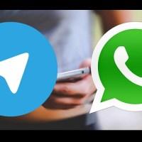Usuarios llaman a no aceptar los términos de WhatsApp y migrar a Telegram