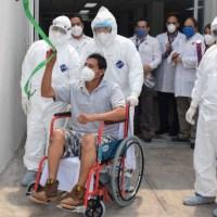 Un tercio de sobrevivientes de Covid-19 regresan al hospital en cinco meses: ONS