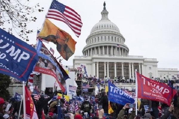 """Autoridades alertan nuevo ataque al Capitolio para """"matar a congresistas"""""""