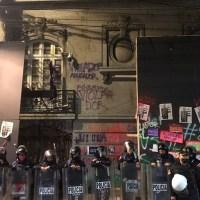 También cayó el vallado en casa de Andrés Roemer; solita protección #VIDEOS