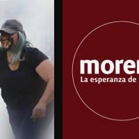 """""""La Reinota"""" recibe invitación de Morena para hacer spots y la rechaza"""