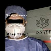 Detienen a trabajador que violó a adulta mayor intubada en el ISSSTE