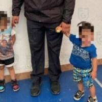 Resguardan a niña de tres años que se escapó de su casa en Iztapalapa