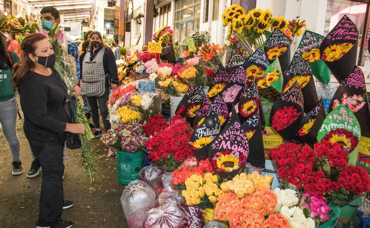 Asegura Concanaco que ventas por 10 de mayo tendrán recuperación del 70% respecto a años previos