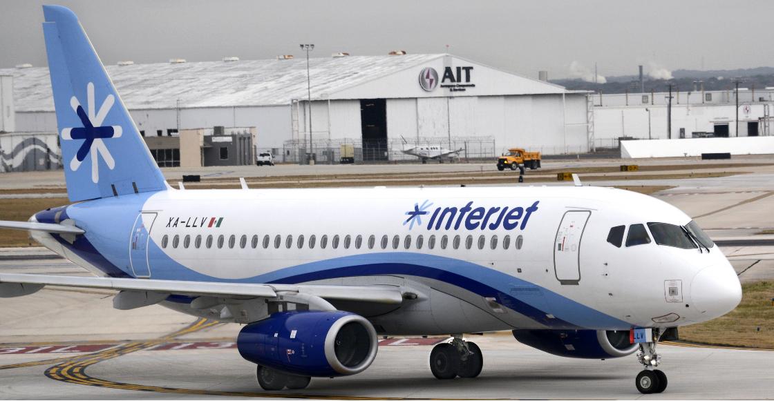 Deuda millonaria de Interjet con Grupo Aeroportuario del Pacífico