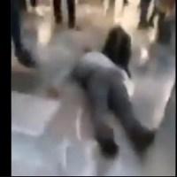 Tras discusión, policía noquea a usuario del Metro CDMX #VIDEO