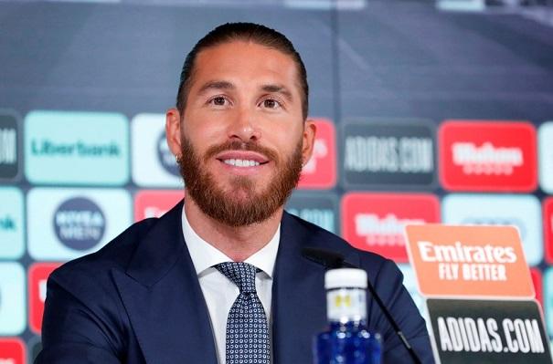 Sergio Ramos dice desconocer motivo de salida del Real Madrid