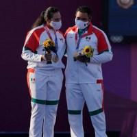 México se lleva su primera medalla en Tokio: bronce en tiro con arco por equipos