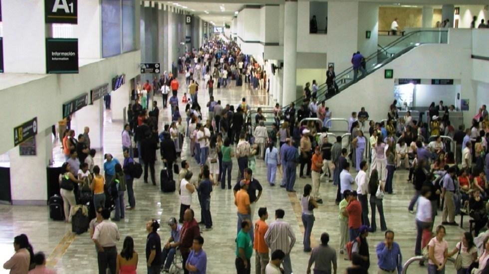 Aerolíneas mexicanas vuelan cerca de sus niveles prepandemia