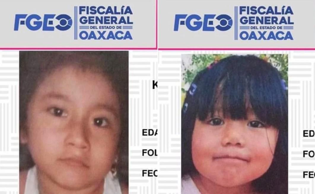 Mujer que viajaba con sus hijas de 4 y 5 años desaparecen en Oaxaca