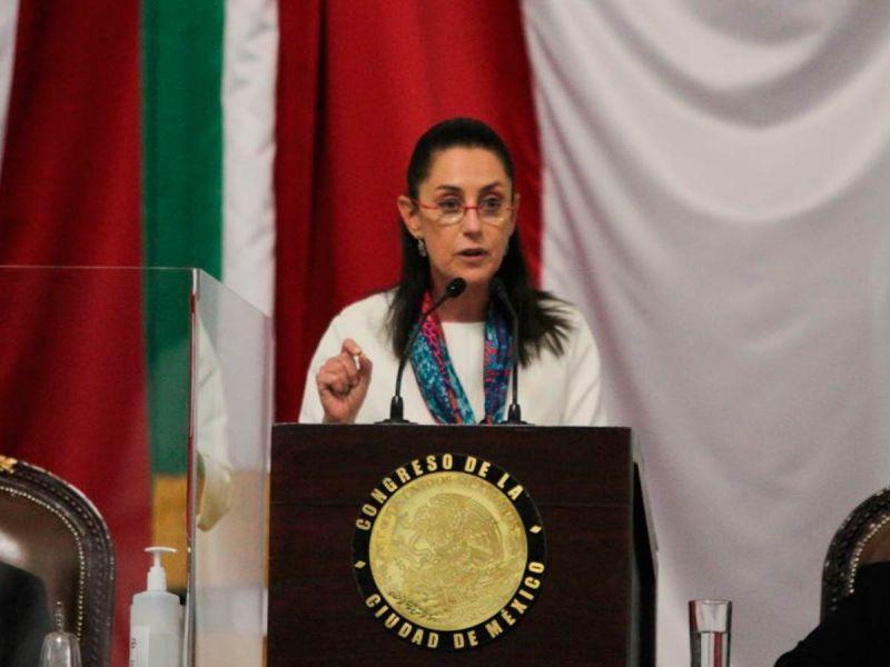 Sheinbaum, carta fuerte para 2024: Mario Delgado