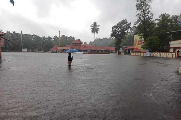 Lluvias dejan al menos 19 muertos y varios desaparecidos en India