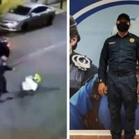 """Ascienden """"de manera inmediata"""" a policía que frustró asalto en Iztacalco"""