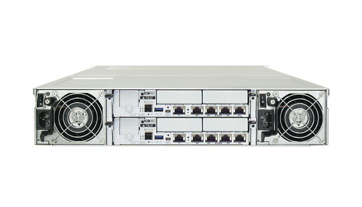 pac storage hardware