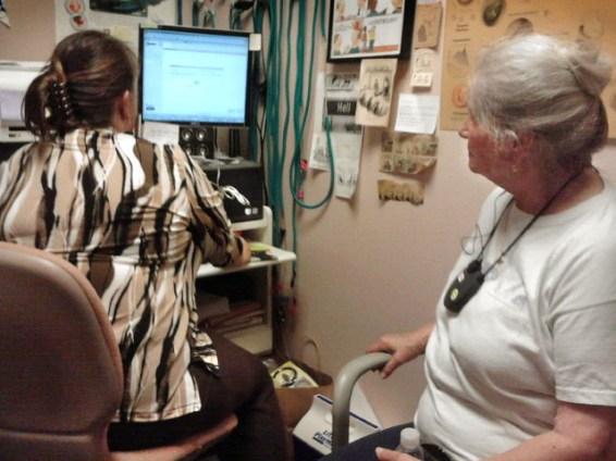 Hearing aid adjusting