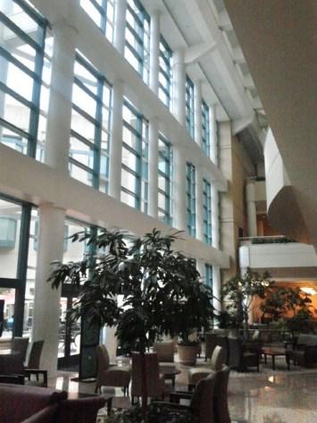 Thornton lobby
