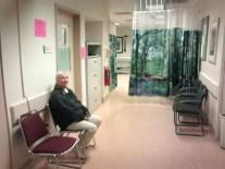 PT waiting area