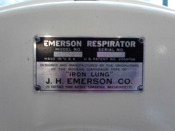 AKA the Emerson Respirator